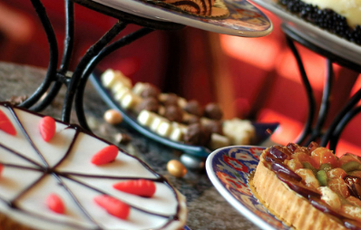 Watermill Deluxe Menu - Decadent Desserts and More