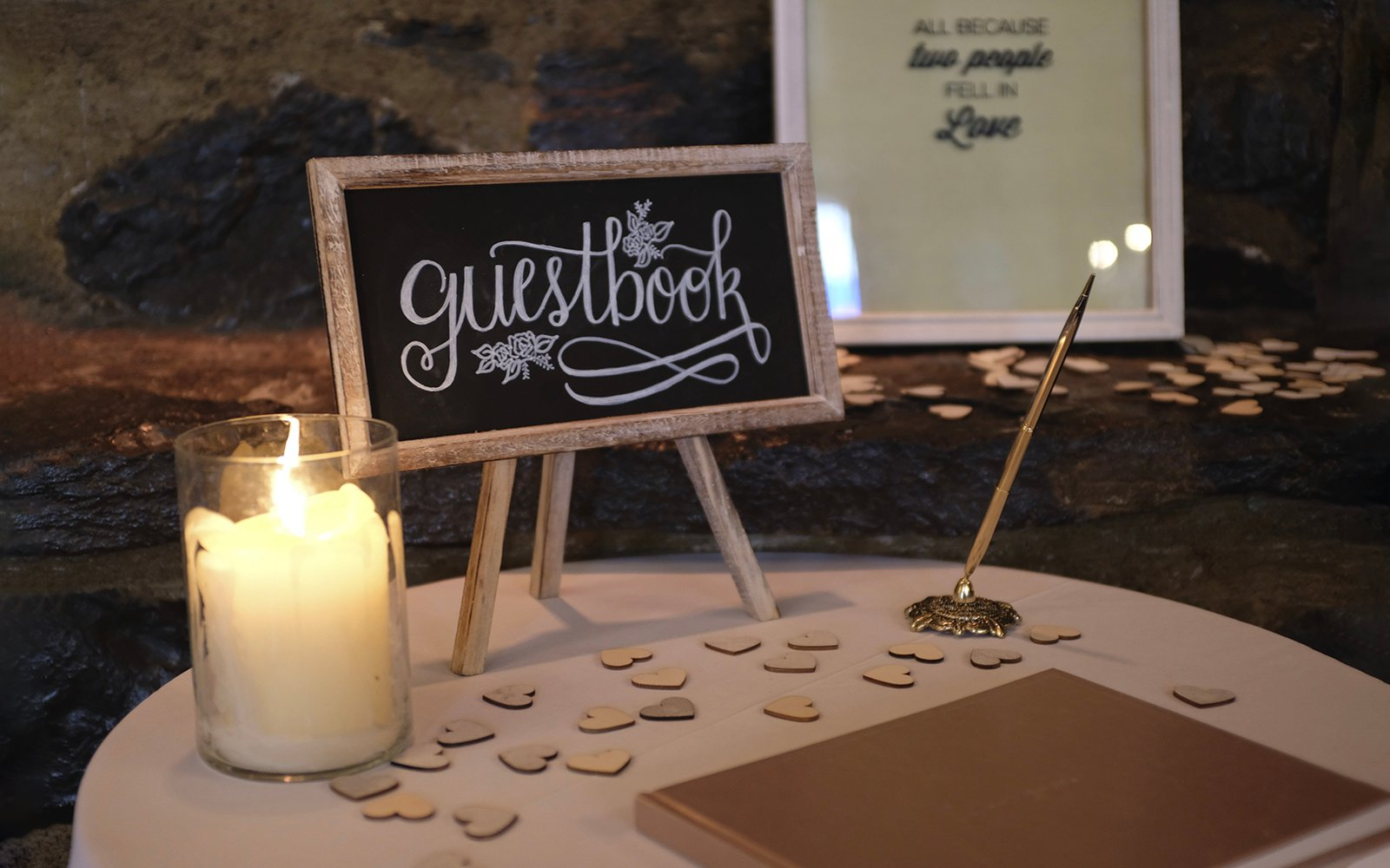 Unique Ideas For An Alternative Wedding Guest Book