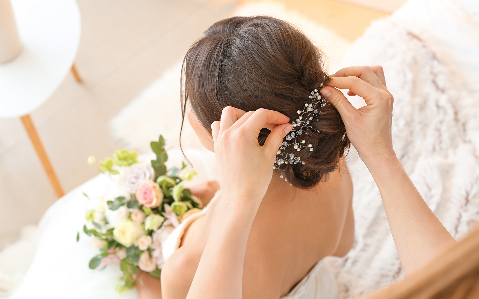 The I Do Hairdo Bridal Hairstyles For Your Wedding